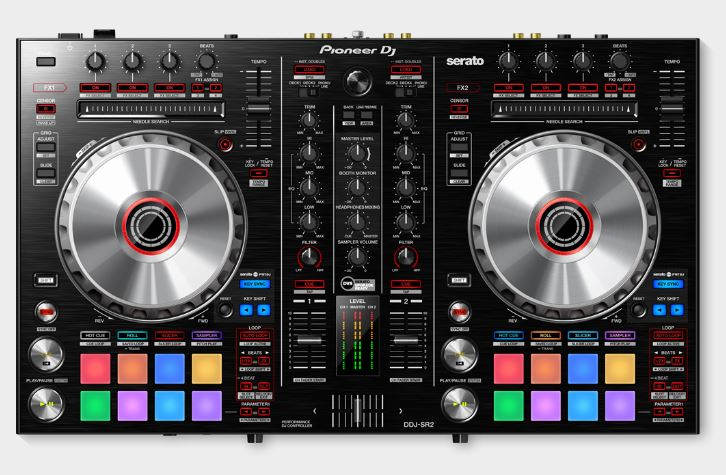 Pioneer DDJ-SR2 DJ Kontroler