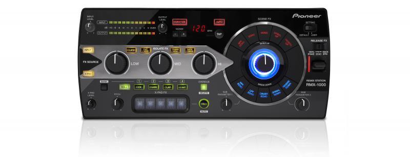 Pioneer RMX-1000 Efektor