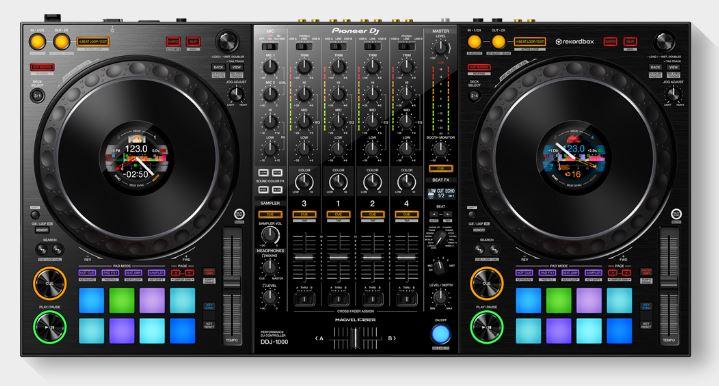 PIONEER DDJ-1000 DJ Kontroler