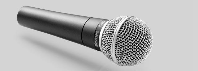 SHURE Mikrofon SM58